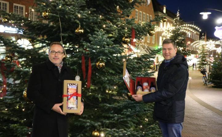 Meppener Weihnachtsmarkt-Paket - Foto: Stadt Meppen