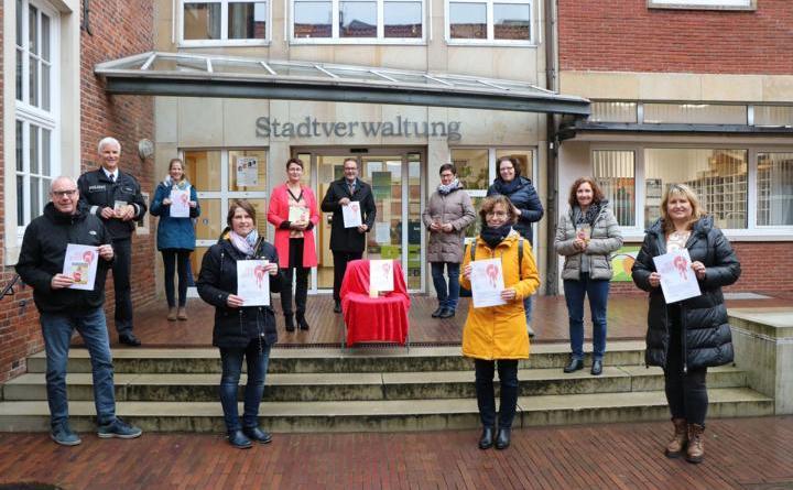 Posto Occupato – Meppen hält einen Platz für die Opfer häuslicher Gewalt frei - Foto: Stadt Meppen