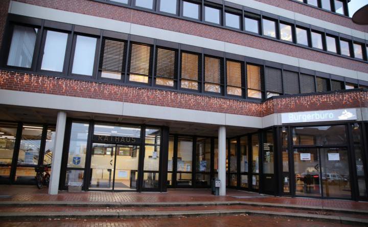 Harener Rathaus zwischen den Feiertagen für Besucher*innen geschlossen - Foto: Stadt Haren