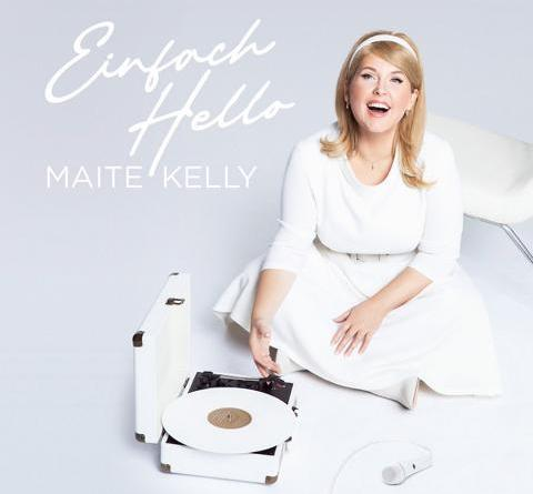 """MAITE KELLY mit neuer Single """"Einfach Hello"""""""