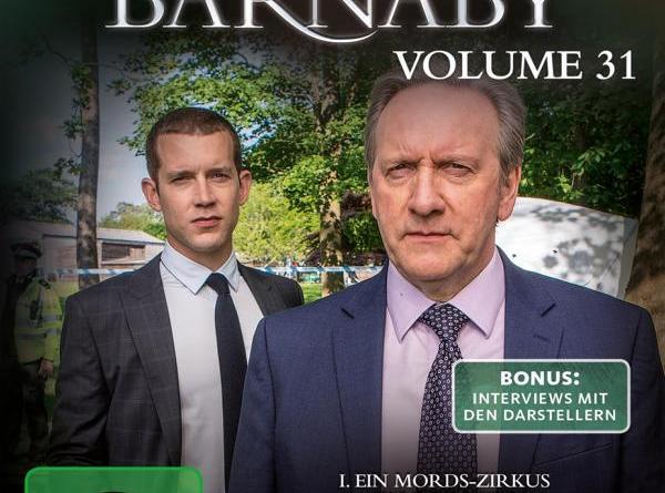 Dieser Winter wird mörderisch, zumindest in Midsomer. Inspector Barnaby ermittelt in vier brandneuen Folgen der Volume 31