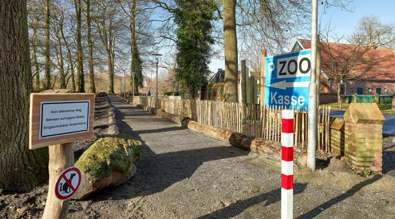 Neuer Besucherweg - Foto: Franz Frieling