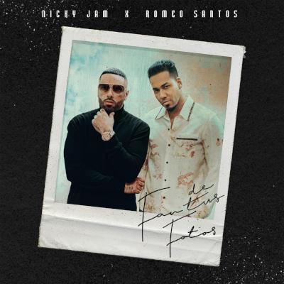 Nicky Jam & Romeo Santos machen gemeinsame Sache für ihre neue Single »Fan de Tus Fotos«