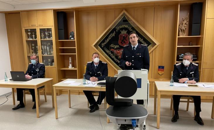 Jahreshauptversammlung: Feuerwehr Papenburg Untenende startet Videokonferenz - Foto: Stadt Papenburgt / Feuerwehr