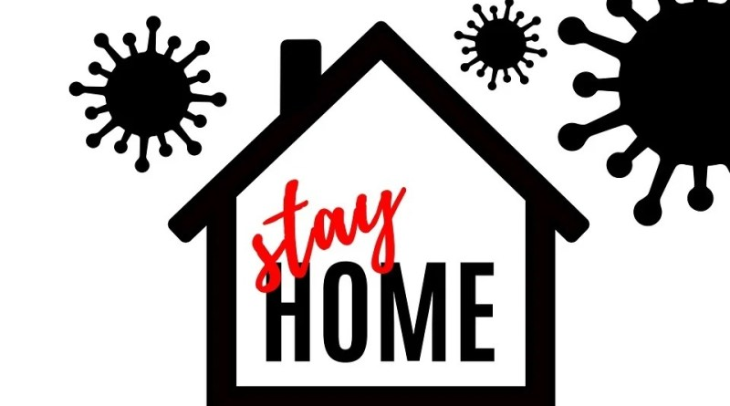 stay home - ausgangssperre - Foto: Pixabay