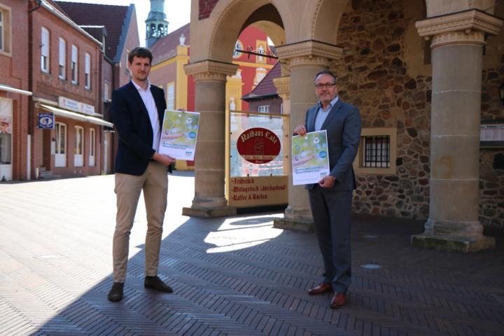 Die Stadt Meppen lobt in diesem Jahr wieder den Klima- und Umweltschutzpreis aus. Bewerbungen und Vorschläge für eine Auszeichnung können bis zum 31. Oktober eingereicht werden Foto: Stadt Meppen