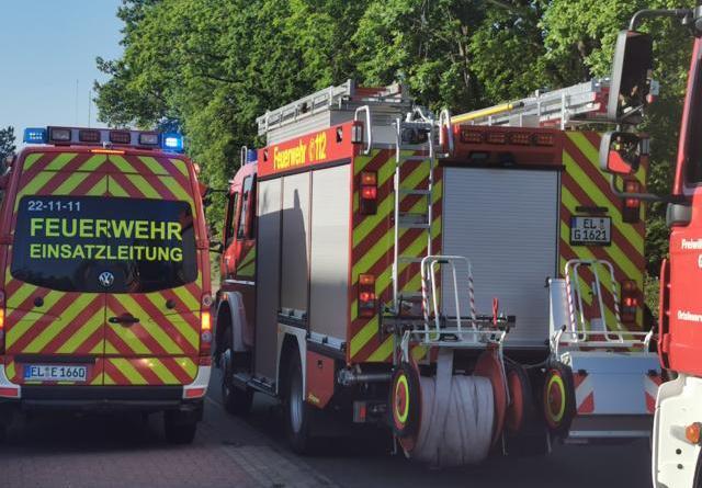 Feuerwehr1 - Foto: NordNews Feuerwehr