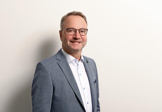 Freut sich auf Anregungen und Ideen aus der Bevölkerung: Harens Bürgermeister Markus Honnigfort. Foto: Stadt Haren (Ems)