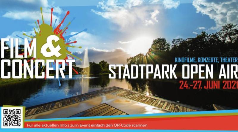 Vier Tage volles Programm bietet das erste Film & Concert Stadtpark Open Air vom 24. bis zum 27 Juni. Foto: Stadt Papenburg