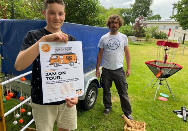 JAM ON TOUR – Anmeldungen ab sofort möglich - Foto: Stadt Meppen