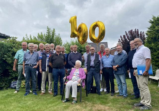 Lingenerin Ruth Busmann feiert 100. Geburtstag - Foto: Stadt Lingen