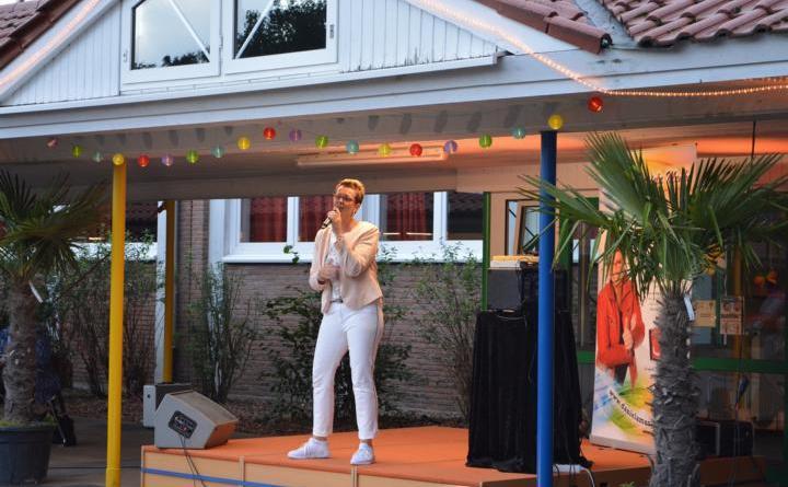 Open-Air-Konzert mit Daniela Menke in Groß Hesepe - Geester Musiksommer 2020 - Foto: Gemeinde Geeste