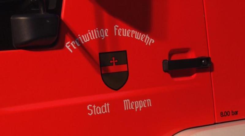 Feuerwehr Meppen Foto: NordNews