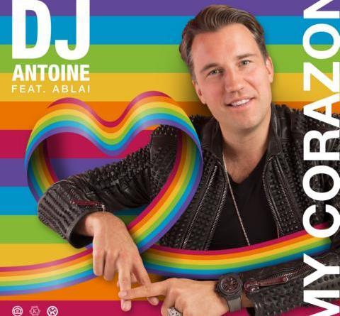DJ ANTOINE FEAT. ABLAI – MY CORAZON