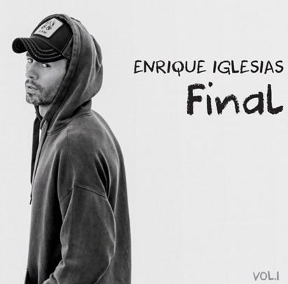 """Enrique Iglesias, der King des Latin Pop veröffentlicht rätselhaftes, neues Album """"Final Vol. I"""""""