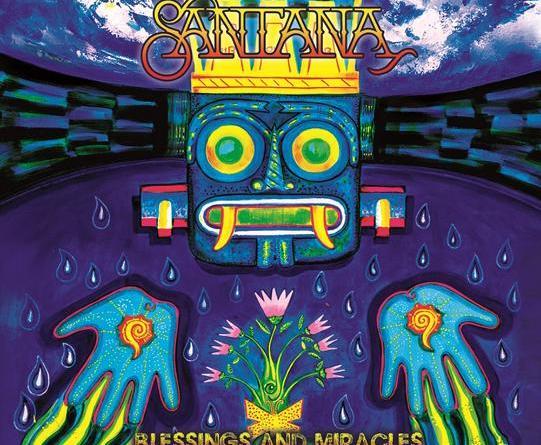 "Gitarren-Legende Carlos Santana kündigt für den 15. Oktober sein starbesetztes Album ""Blessings And Miracles"" an"