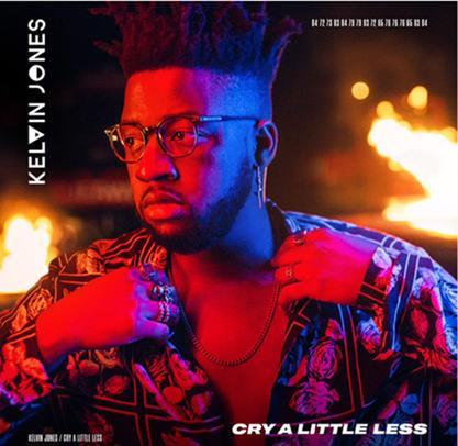 """Kelvin Jones veröffentlicht berührende Ballade """"Cry A Little Less"""""""