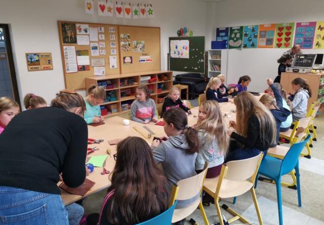 Workshopangebot zum internationalen Mädchentag - Foto: Stadt Nordhorn