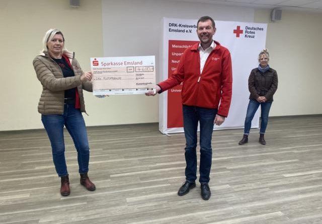 Spendenaufruf für Hochwasserhilfe ein voller Erfolg - Foto: Papenburg