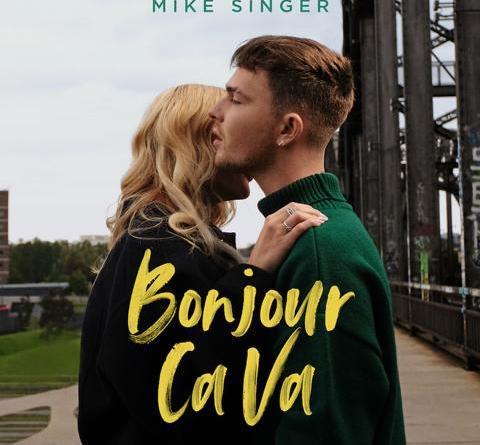 """Mike Singer vereint im Video zu seiner neuen Single """"Bonjour Ca Va"""" seine große Liebe, seine Fans und seine Musik"""