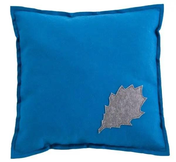 Cuscini feltro quadrati