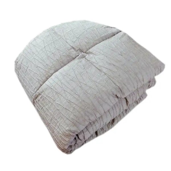 Trapunta invernale GOFFRY 220x260 - SILVER- Serie 90-0