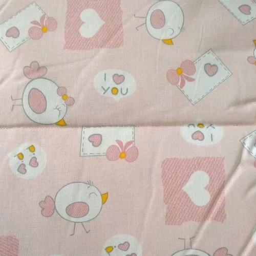 Trapuntina Baby 110x140cm COCCODE' Rosa-7426