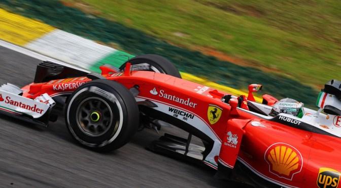 Vettel domina ad Interlagos, Hamilton non completa la rimonta