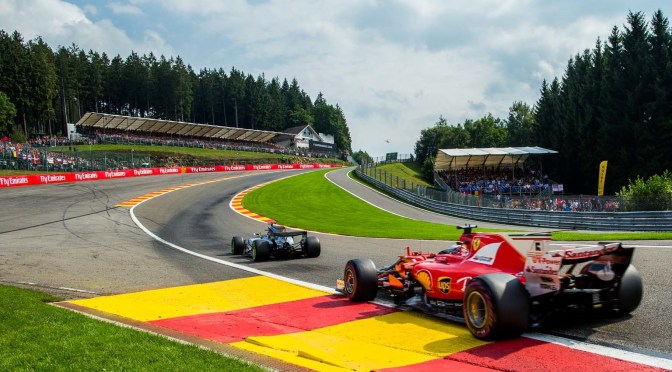 2018 F1 BELGIAN GP: AN INTRODUCTION