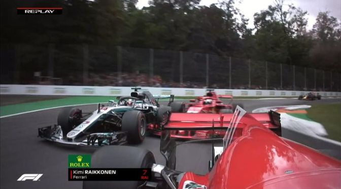 Ferrari stratosferica ma a Monza vince Hamilton