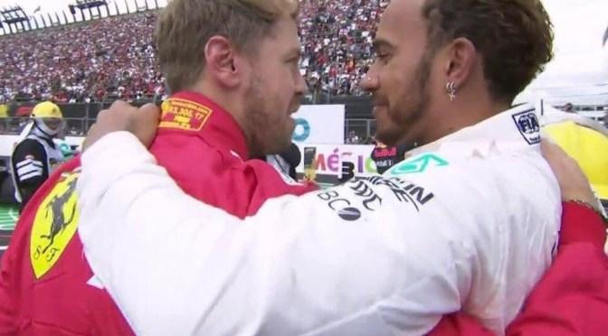 Hamilton raggiunge Fangio, Verstappen come Speedy Gonzales