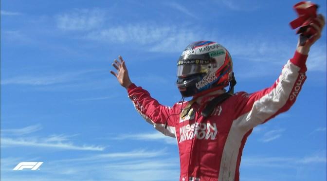 Kimi torna alla vittoria, Lewis rinvia la festa