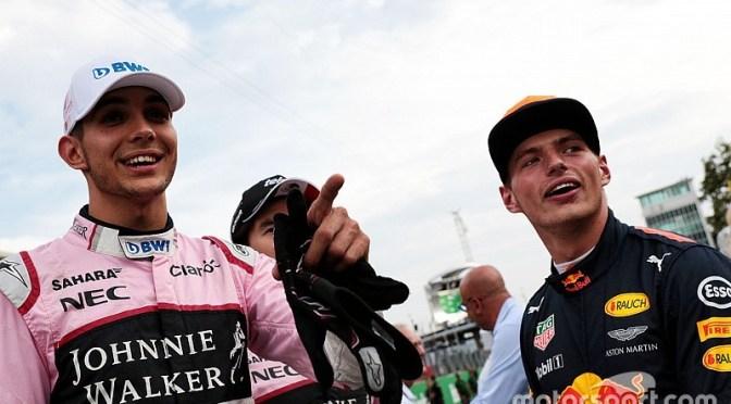 Ocon nega la vittoria a Verstappen, Hamilton vince, la FIA è confusa