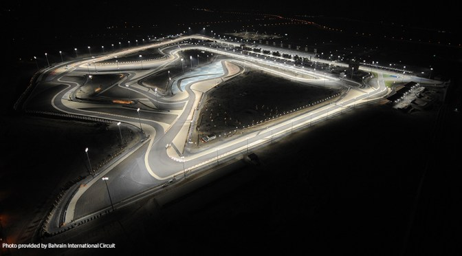 F1 2019 BAHRAIN GP: AN INTRODUCTION