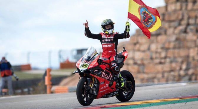 Bautista e la Ducati sanno solo vincere