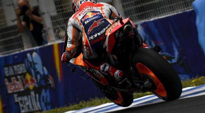 GP di Spagna-Jerez- La legge di Marquez