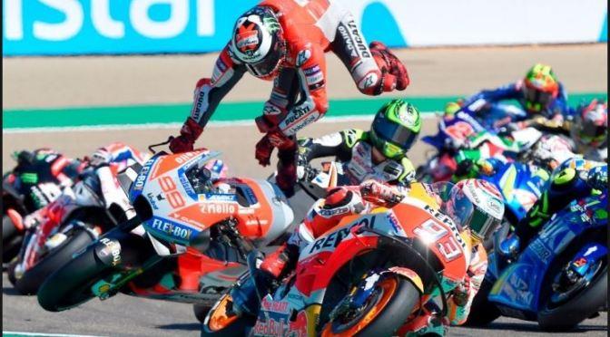 Il pentacampeón fa il rookie e stende il campionato ai piedi di Marquez