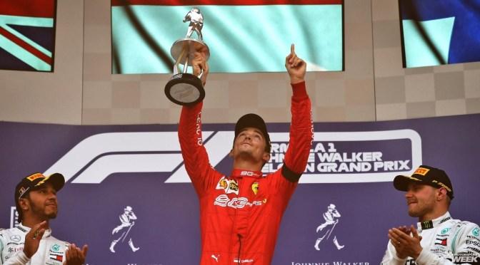 Leclerc come Schumacher nel ricordo di Anthoine