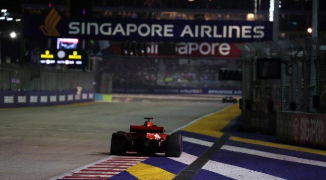 F1 2019 SINGAPOREAN GP: AN INTRODUCTION