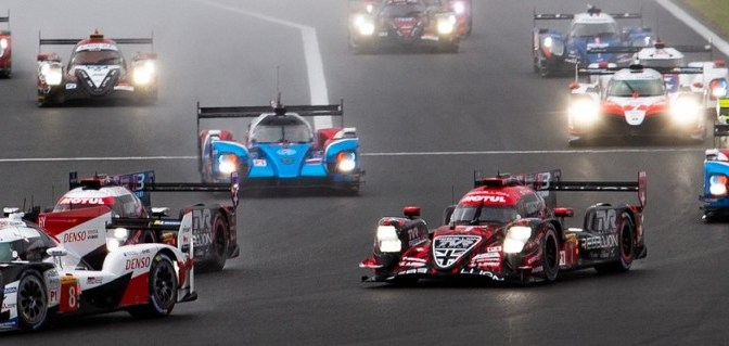 WEC 4 HOURS OF SHANGHAI 2019