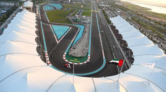 F1 2019 EMIRATE GP: AN INTRODUCTION