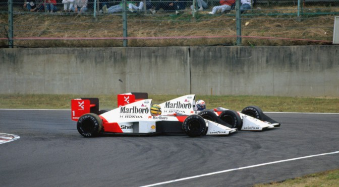 FORMULA ONE SEASON REVIEW: 1989