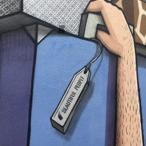 Beautiful People - unter diesem Motto startete Nordstadt-Wandgalerie in das erste Projektjahr.