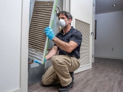 Heating and Air Conditioning Contractor marysville