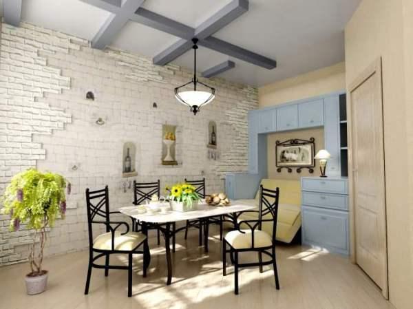 Прованс комната – особенности дизайна, как правильно ...