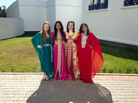 Students Enjoy Moroccan Culture in Decary