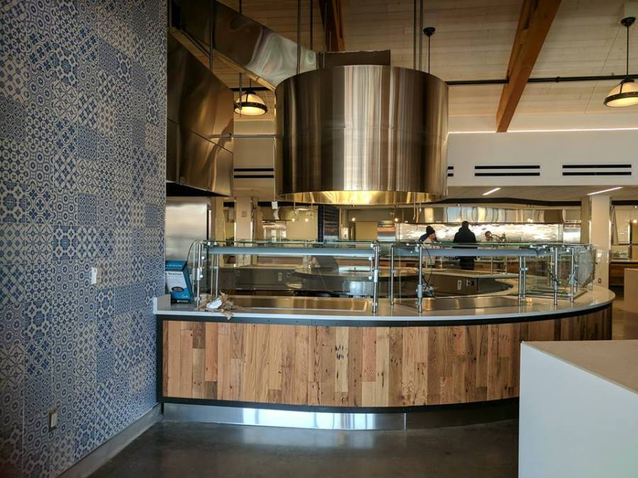 Mongolian+grill+in+the+new+Commons+dining+hall++