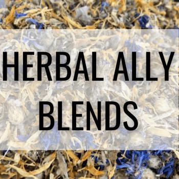 Herbal Ally Blends