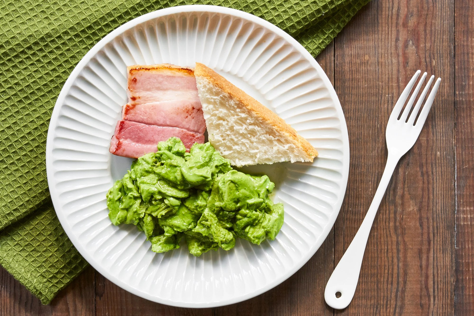 Natural Green Eggs And Ham Recipe