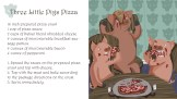Three Little Pigs Pizza in context